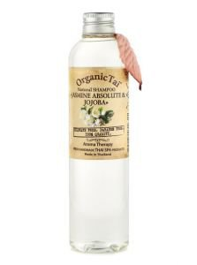 Натуральный шампунь для волос жасмин и жожоба органик тай natural shampoo jasmine absolute  jojoba organic tai  ,  260 мл.