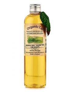 Натуральный гель для душа лемонграсс органик тай natural shower gel lemongrass organic tai Organic Tai (Органик Тай), 260 мл. - Гели для душа