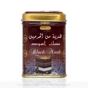 Духи сухие арабские черный мускус black musk hemani хемани Hemani (Хемани), 25 г. - Натуральный парфюм