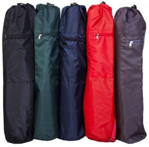 Чехол для коврика palanpur 60 см. черный  Ayurveda-ShopAmrita Style<br>Чехол изготовлен из прочного нейлона,качественно сшит. Сбоку имеется вместительный карман на молнии, есть удобный ремень через плечо.<br>