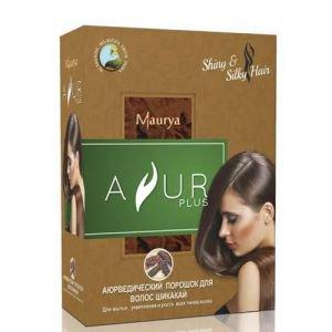 Порошок аюрведический для волос шикакай ayur plus аюр плюс Ayur Plus (Аюр Плюс), 50 г. - Уход за волосами