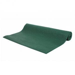 Коврик для йоги practika практика, темно-зеленый Йогин - Недорогие коврики
