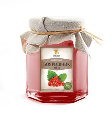 Мёд боярышниковый Янтарь – Душевный мёд, 500 г. - Полезные сладости