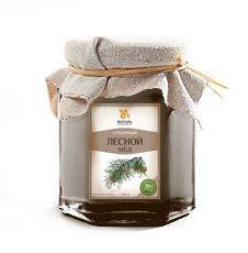 Мёд лесной дикий Янтарь – Душевный мёд, 500 г. - Полезные сладости