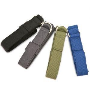 Ремень для йоги 210х4 см., терракот Йогин - Ремни, одеяла, стулья