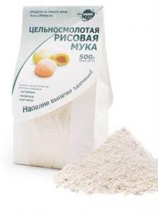 Рисовая мука Образ Жизни, 500 г. - Каши, крупы, мука