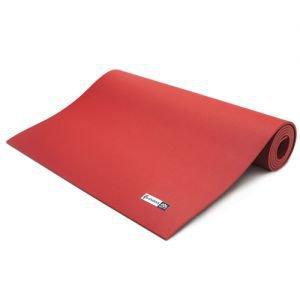 Коврик для йоги ojas salamander comfort xl, красный мак Йогин - Эко-коврики (natural)
