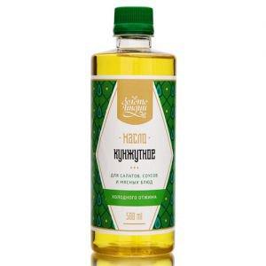 Кунжутное масло холо Золото Индии - Пищевые масла