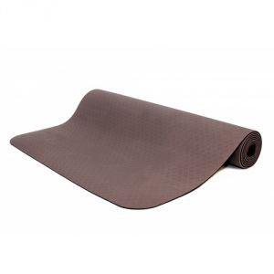Коврик для йоги shakti pro шакти про, коричневый Йогин - Толстые коврики (6 мм.)