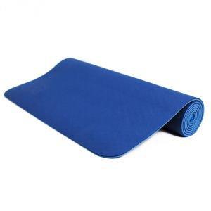 Коврик для йоги shakti шакти, синий Йогин - Тонкие коврики (3-4 мм.)