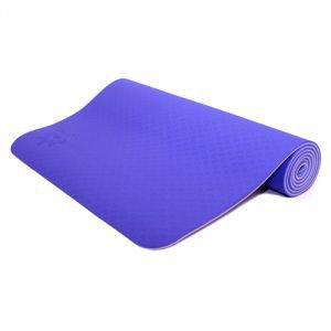Коврик для йоги shakti pro шакти про, фиолетовый Йогин - Толстые коврики (6 мм.)