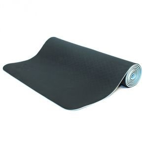 Коврик для йоги shakti pro шакти про, серо-голубой Йогин - Толстые коврики (6 мм.)