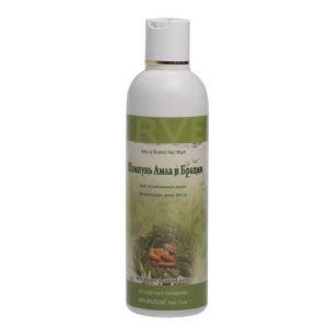 Шампунь : amla&amp;brahmi  Расаяна,  250 мл.Шампуни для волос<br>Предназначен для ухода за слабыми, тусклыми волосами. Он не только восстанавливает естественный вид и структуру волос, но также освежает и успокаивает кожу головы.<br>
