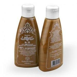 Шампунь для волос  №20 восстанавливающий  Зейтун,  150 мл. от Ayurveda-shop.ru