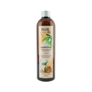 Jurrasic Spa Натуральный шампунь для волос от выпадения  ,  350 мл.