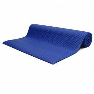 Коврик для йоги shanti шанти, синий Йогин - Недорогие коврики