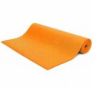 Коврик для йоги shanti шанти, оранжевый Йогин - Недорогие коврики