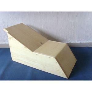 Симхасана бокс simhasana box, пропс для йоги Amrita Style - Пропсы из дерева