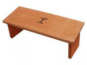 Скамейка для медитации Йогин - Пропсы из дерева