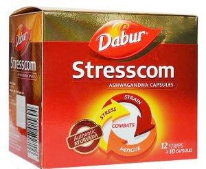 Стресском дабур stresscom dabur Dabur (Дабур), 120 капс. - Средства Аюрведы