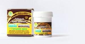 Тамба-Адонис Крем-бальзам твердый шоколад-грецкий орех тамба  ,  35 г.