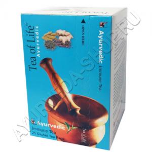 Tea of life immune для поддер Tea of Life - Аюрведический чай Tea of Life