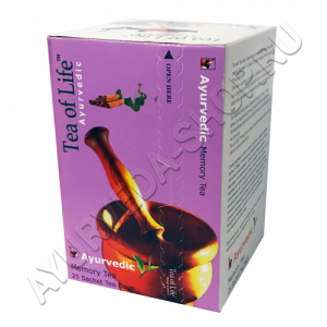 Tea of life memory для памяти Tea of Life - Аюрведический чай Tea of Life