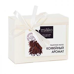 Туалетное мыло кофейный аромат мико mi&ampampko МиКо (Mi&ampko), 75 г. - Натуральное мыло