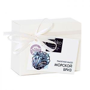 Туалетное мыло соляное морской бриз мико mi&ampampko МиКо (Mi&ampko), 75 г. - Натуральное мыло