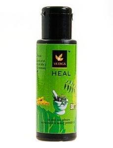 Масло заживляющее ведика heal vedica Veda Vedica (Веда Ведика), 30 мл. - Кремы, бальзамы и мази