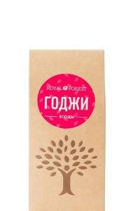 Ягоды годжи royal forest роял форест  Транскэроб,  100 г. от Ayurveda-shop.ru