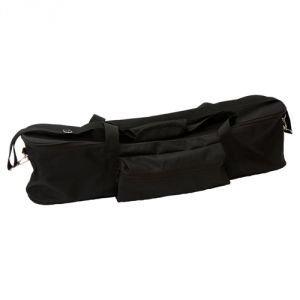 Сумка для йоги agra черная Ayurveda-Shop - Для ковриков шириной 60 см.
