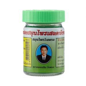 Бальзам зеленый wang prom herb вангпром Wang Prom Herb (Вангпром), 50мл. - Антисептические крема, масло, бальзамы