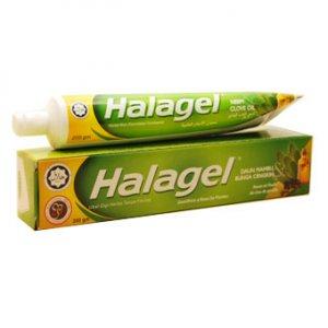 Зубная паста Halagel Herbal, 200 г.
